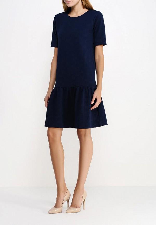 Платье-миди Amplebox 13422: изображение 2