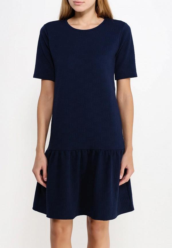 Платье-миди Amplebox 13422: изображение 3
