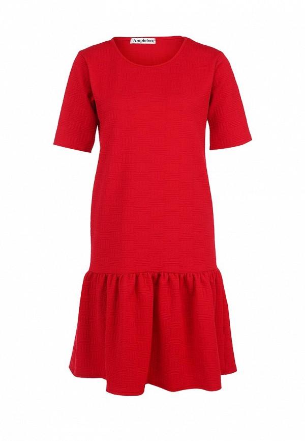 Платье Amplebox 13422A: изображение 1