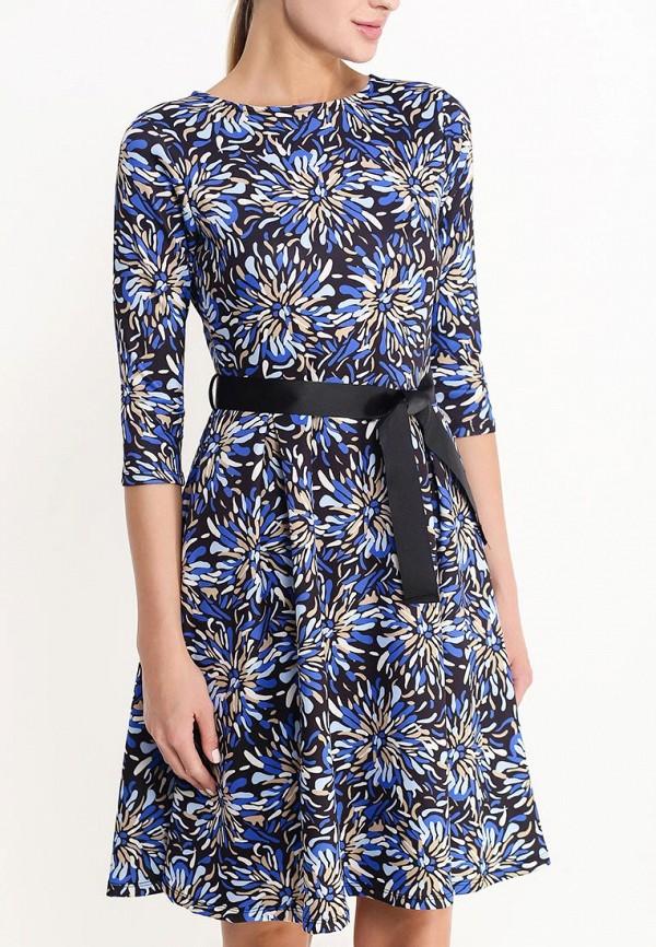 Платье-миди Amplebox 13668A: изображение 2