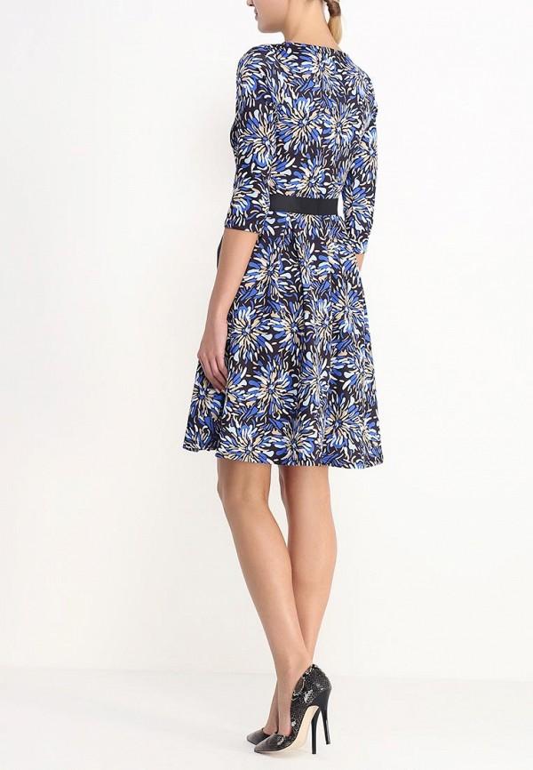 Платье-миди Amplebox 13668A: изображение 4