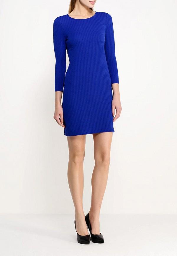 Платье-миди Amplebox 13775: изображение 2