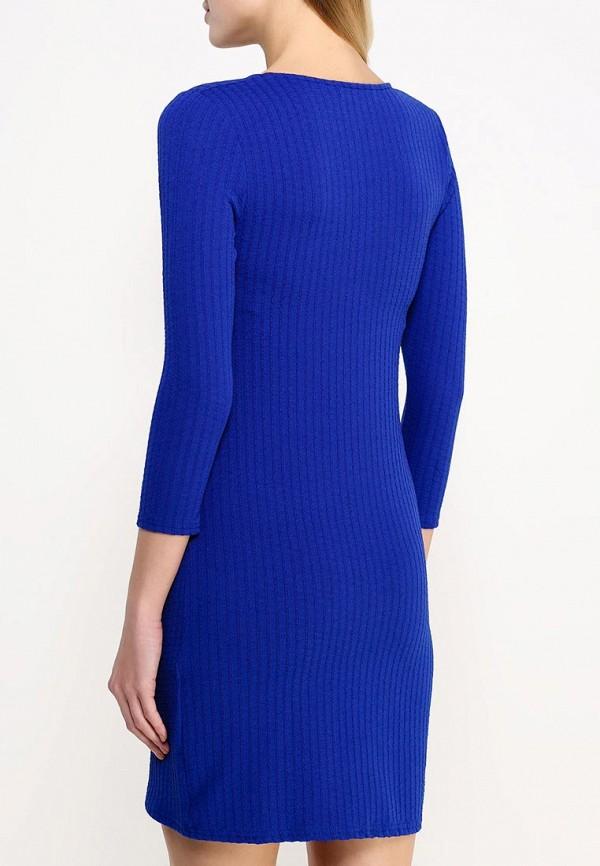 Платье-миди Amplebox 13775: изображение 4