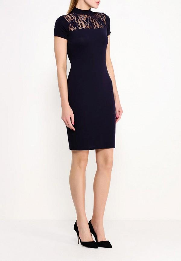 Платье-миди Amplebox 13781: изображение 2
