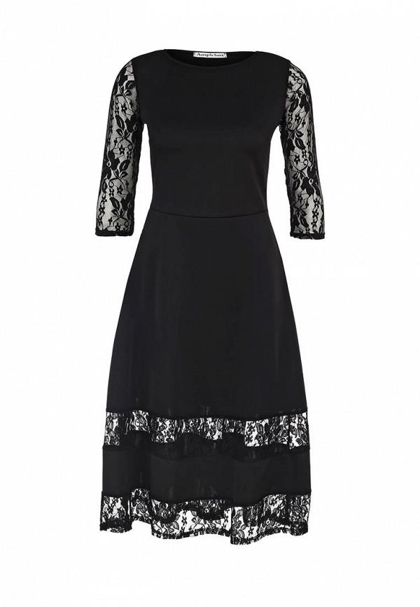 Платье Amplebox 13624: изображение 1