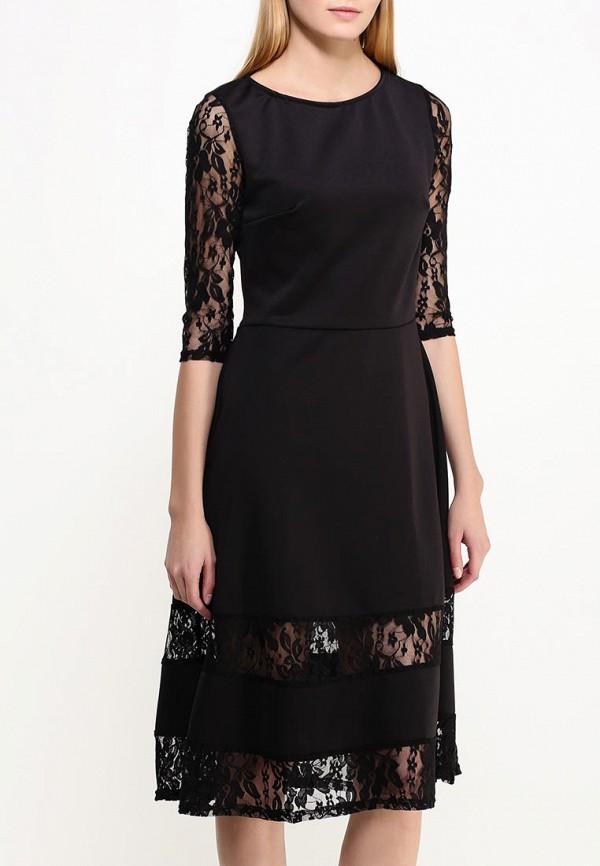 Платье Amplebox 13624: изображение 4