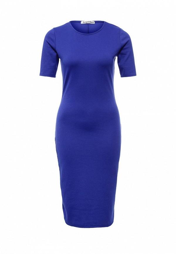 Деловое платье Amplebox (Амплебокс) 13991: изображение 2