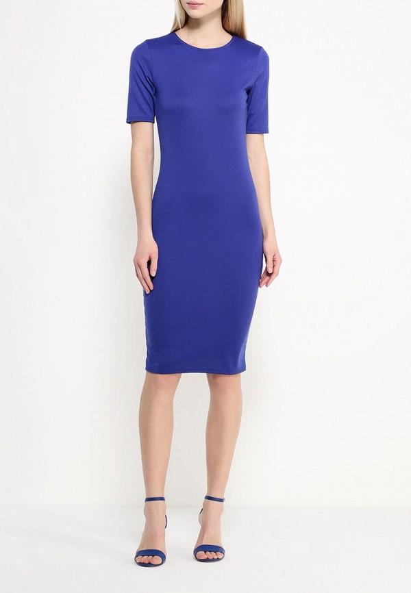 Деловое платье Amplebox 13991: изображение 3