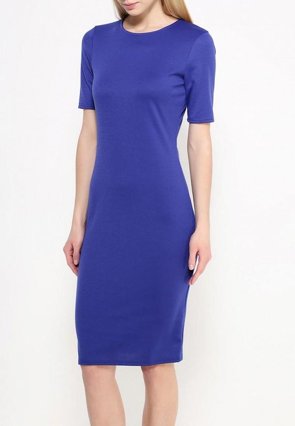 Деловое платье Amplebox 13991: изображение 4