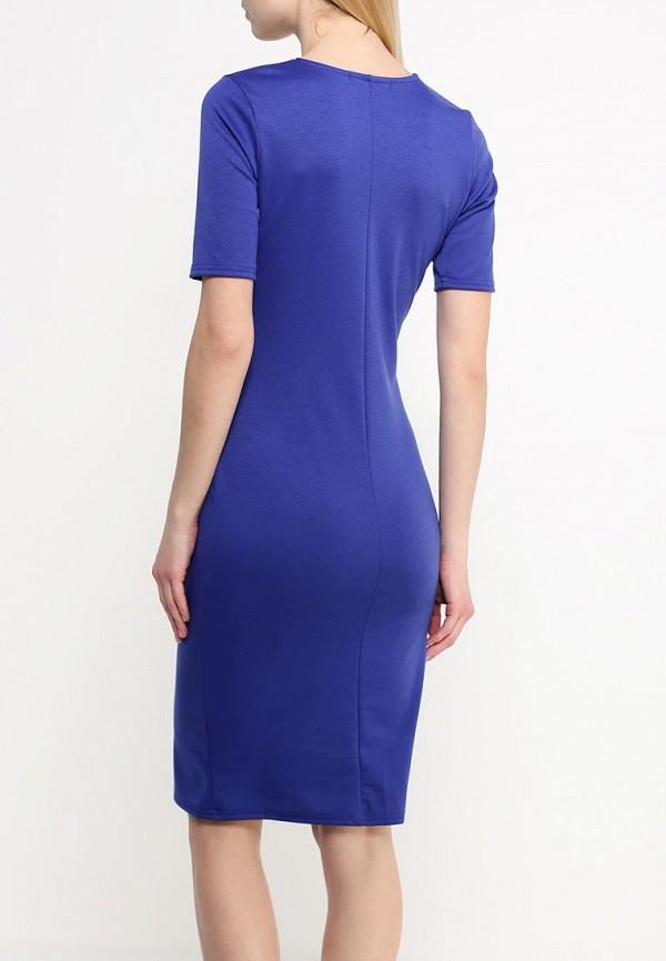 Деловое платье Amplebox 13991: изображение 5