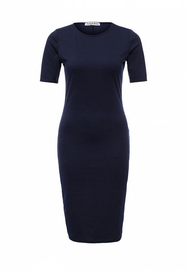 Деловое платье Amplebox (Амплебокс) 13991: изображение 6