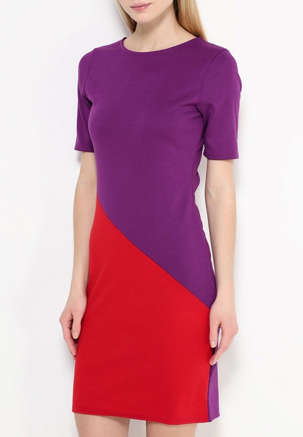 Платье-миди Amplebox 13776A: изображение 4
