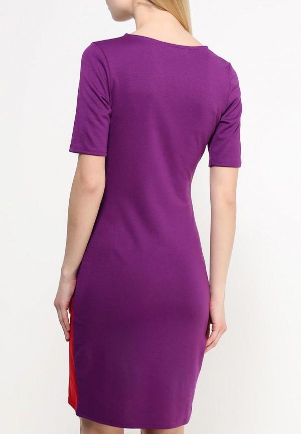 Платье-миди Amplebox 13776A: изображение 5