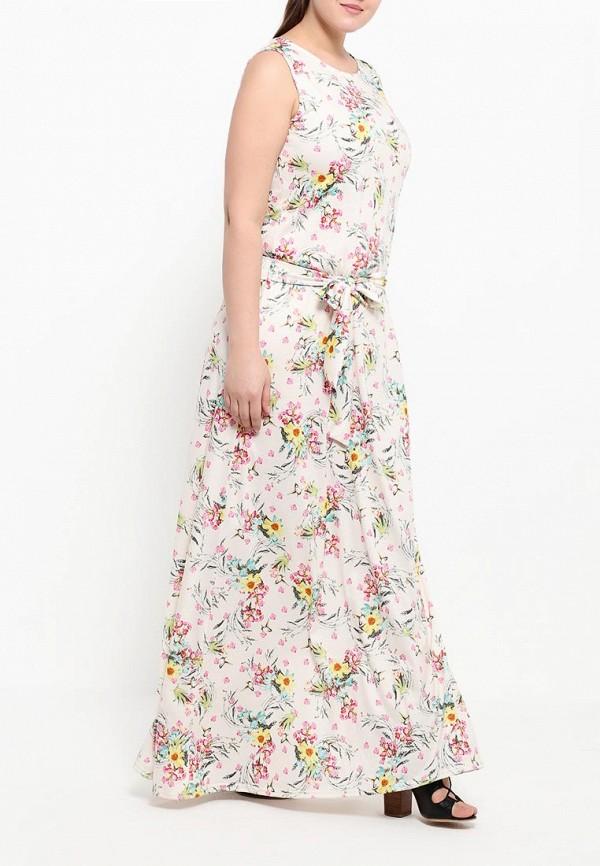 Летнее платье Amplebox 13992A: изображение 3