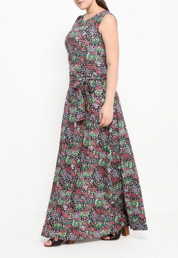 Летнее платье Amplebox 13992B: изображение 3