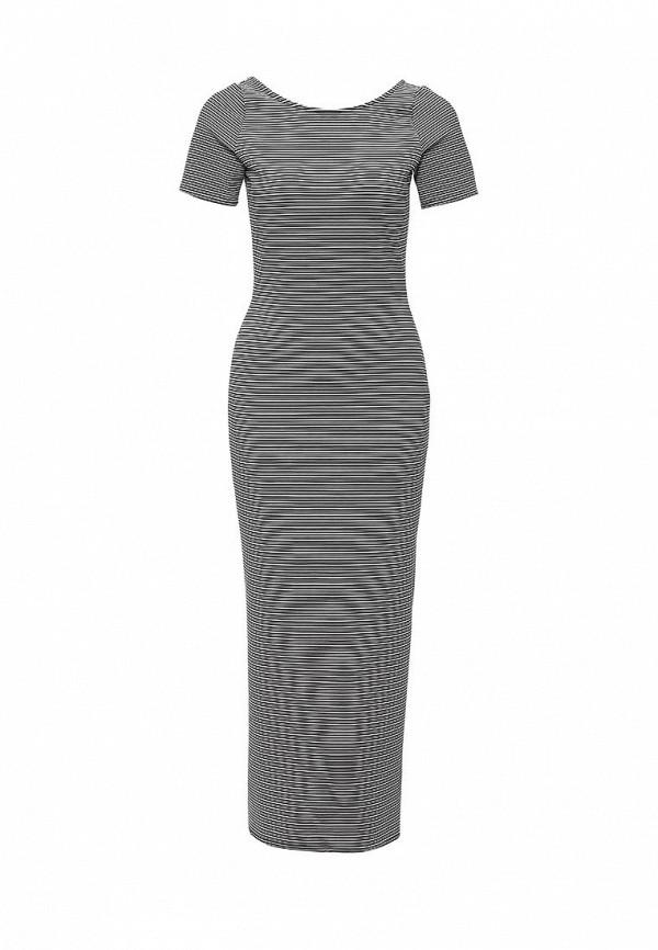 Платье-миди Amplebox 13990: изображение 1