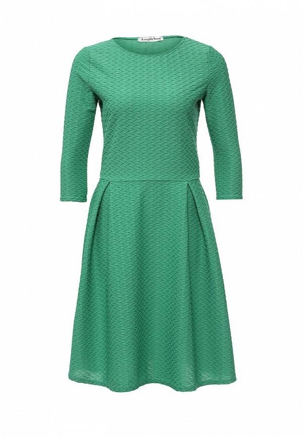 Платье-миди Amplebox 13668