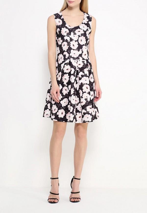 Платье-миди Amplebox 12623: изображение 2