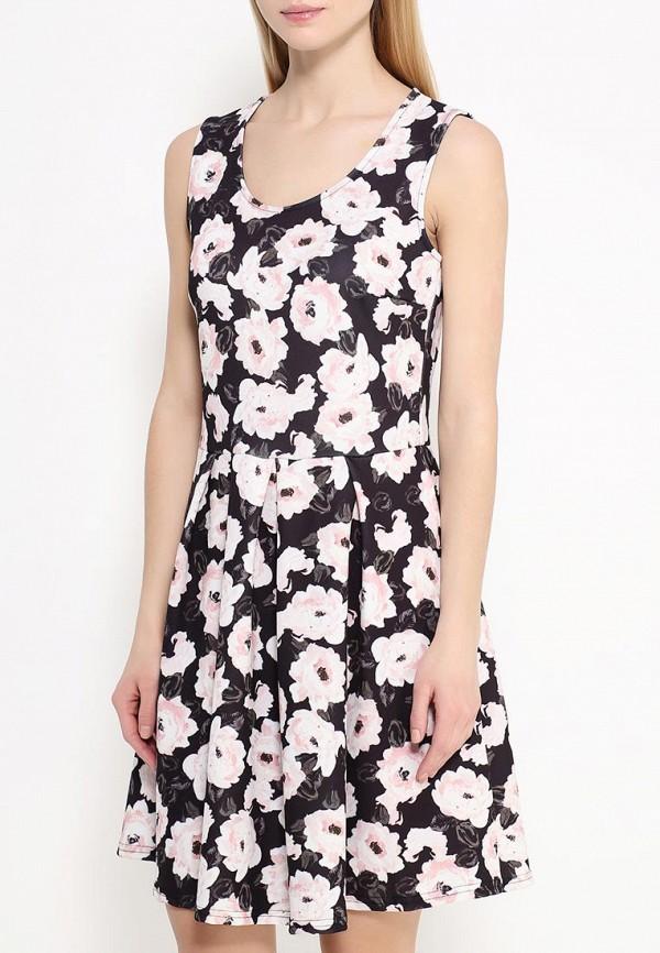 Платье-миди Amplebox 12623: изображение 3
