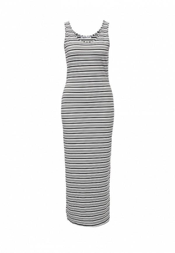 Платье-макси Amplebox 12775