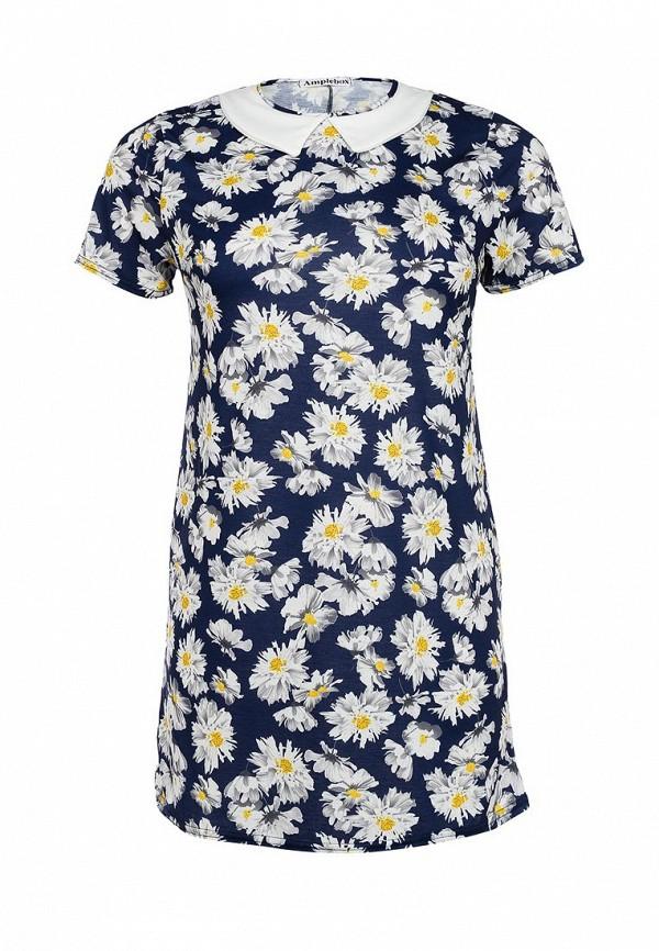 Платье Amplebox Size Plus 13588B: изображение 1