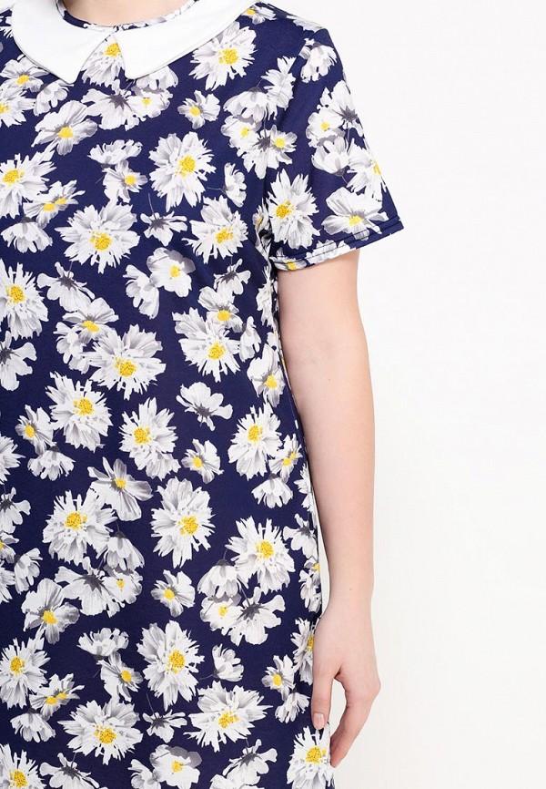Платье Amplebox Size Plus 13588B: изображение 2