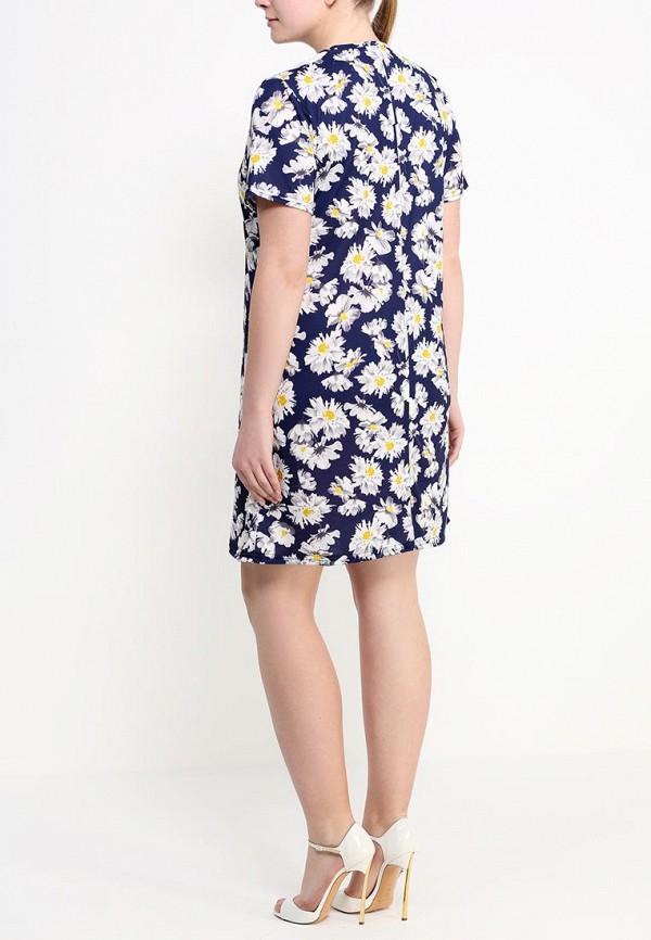 Платье Amplebox Size Plus 13588B: изображение 4