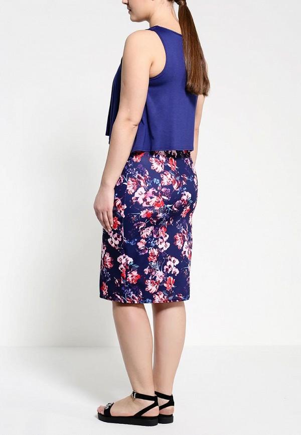 Платье Amplebox Size Plus 13369A: изображение 4