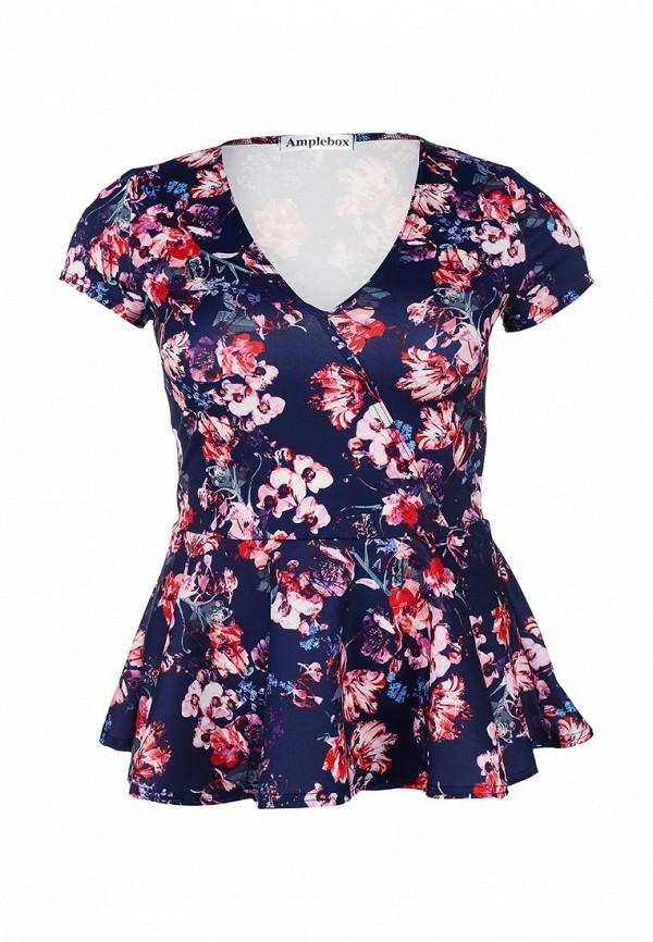 Блуза Amplebox Size Plus 13620A: изображение 1