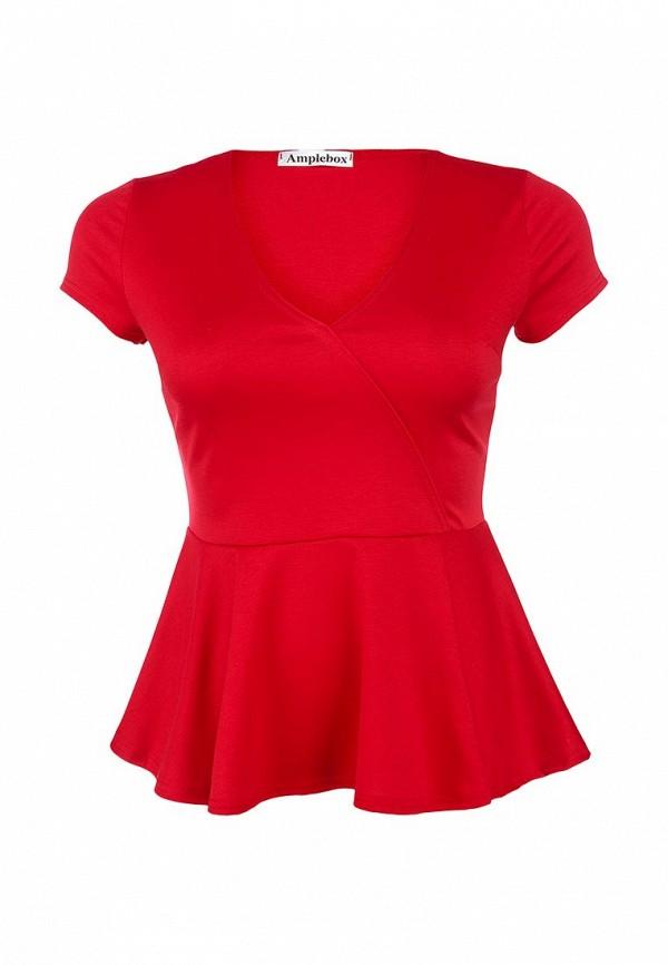 Блуза Amplebox Size Plus 13620C: изображение 1