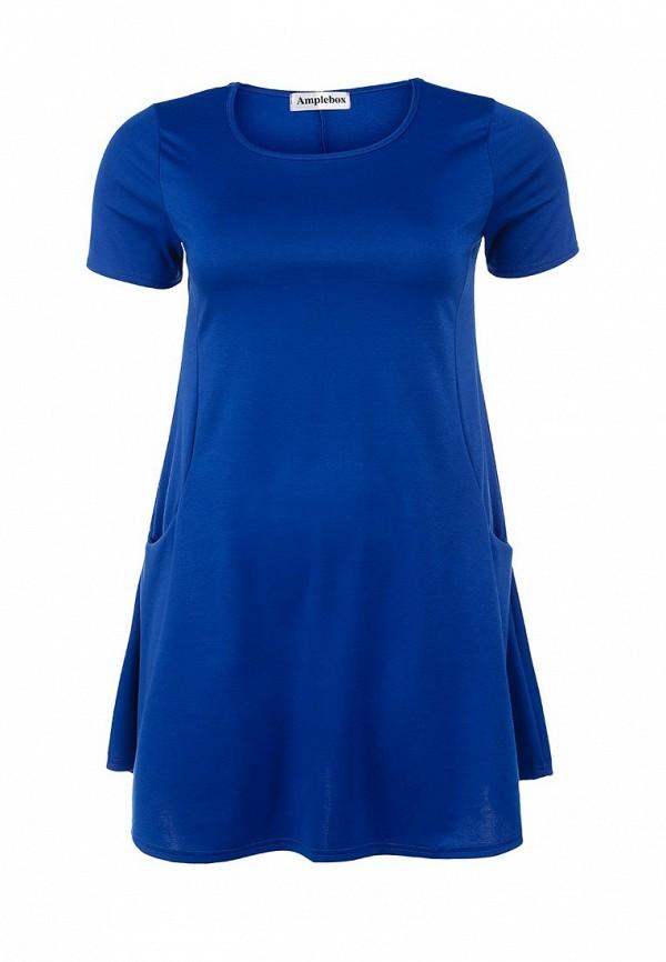 Блуза Amplebox Size Plus 13019D: изображение 1