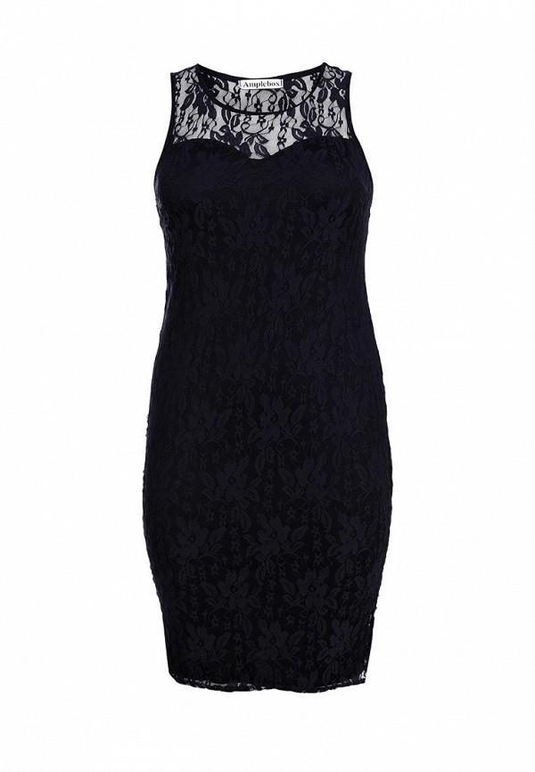 Платье Amplebox Size Plus 12982: изображение 1