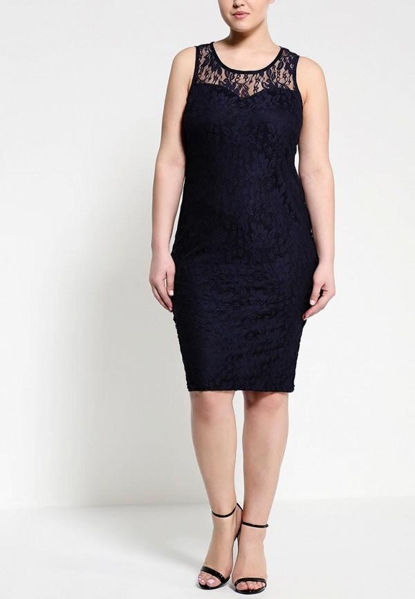 Платье Amplebox Size Plus 12982: изображение 3