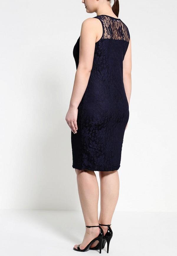 Платье Amplebox Size Plus 12982: изображение 4