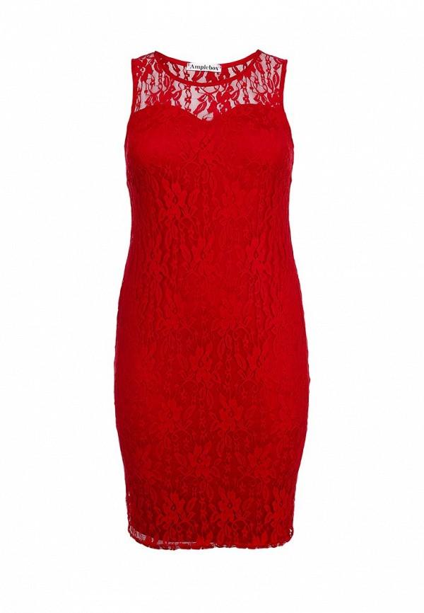 Платье Amplebox Size Plus 12982A: изображение 1