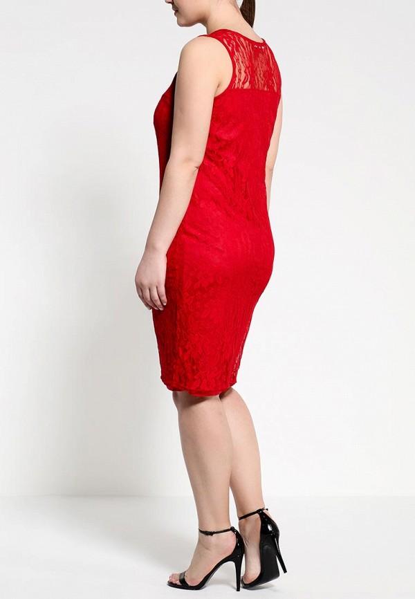 Платье Amplebox Size Plus 12982A: изображение 4