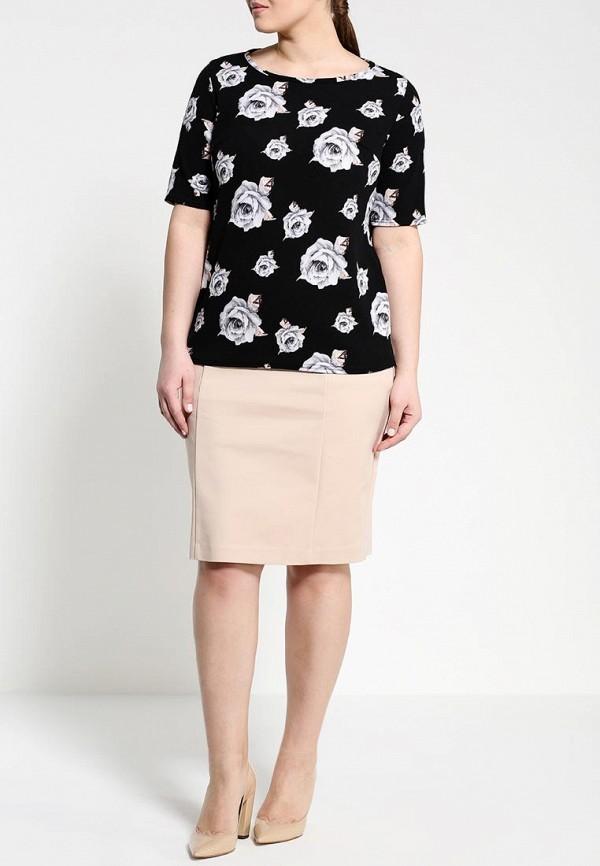 Блуза Amplebox Size Plus 13336B: изображение 3