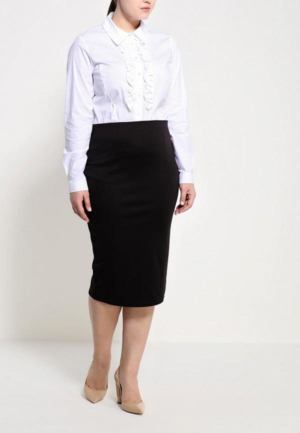 Прямая юбка Amplebox Size Plus 13335A: изображение 3