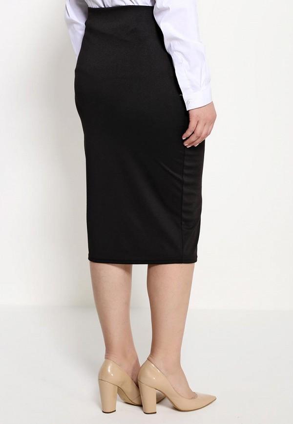 Прямая юбка Amplebox Size Plus 13335A: изображение 4