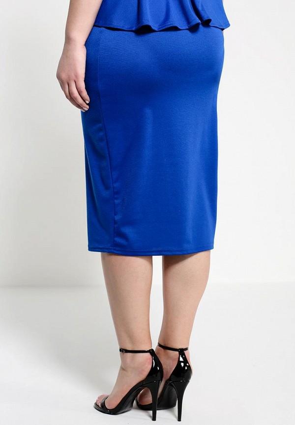 Прямая юбка Amplebox Size Plus 13335B: изображение 4