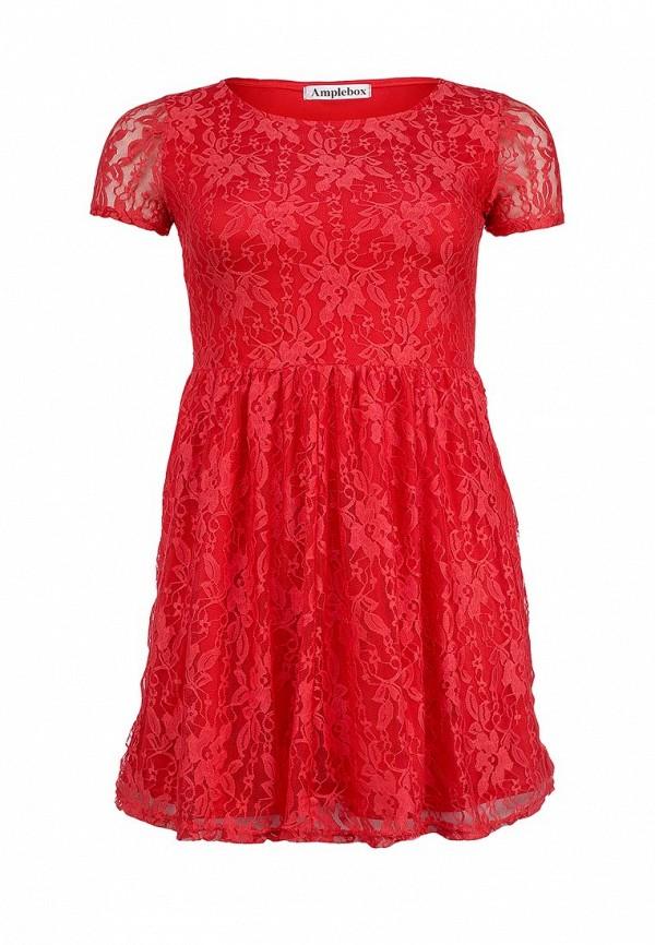 Платье Amplebox Size Plus 12772K1: изображение 1