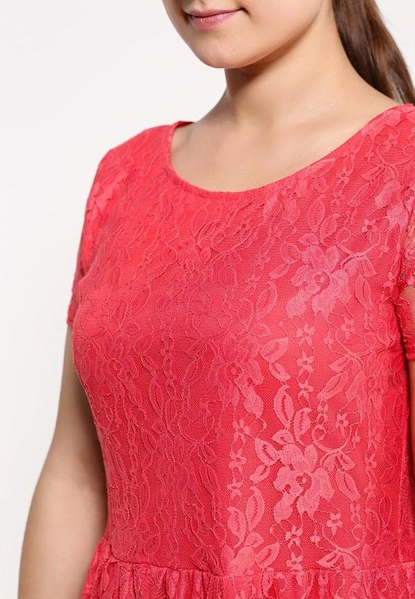 Платье Amplebox Size Plus 12772K1: изображение 2