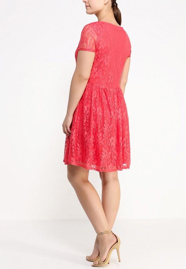 Платье Amplebox Size Plus 12772K1: изображение 4