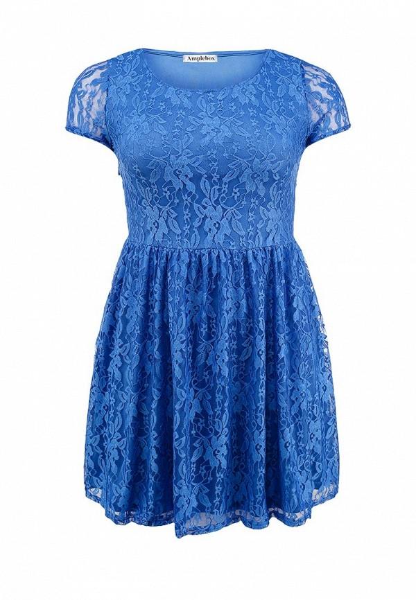 Платье Amplebox Size Plus 12772K2: изображение 1