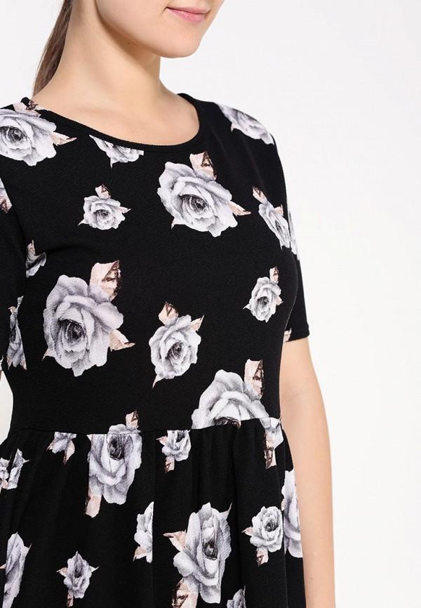 Платье Amplebox Size Plus 12796D: изображение 2