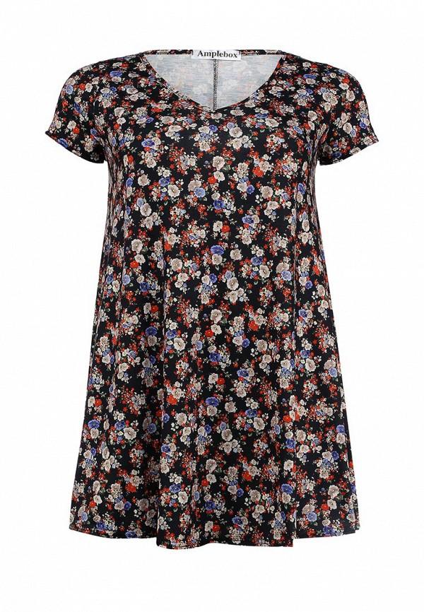 Платье Amplebox Size Plus 13402: изображение 1