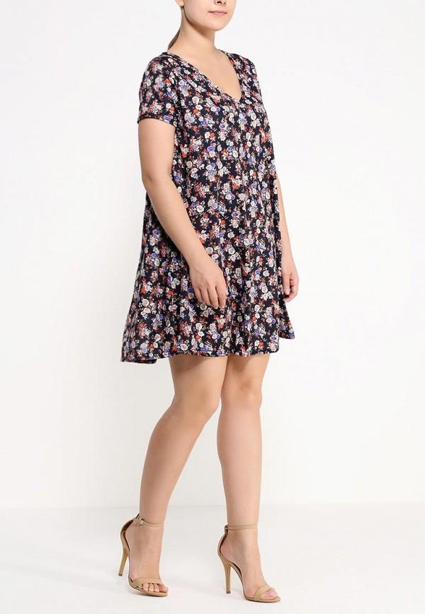 Платье Amplebox Size Plus 13402: изображение 3