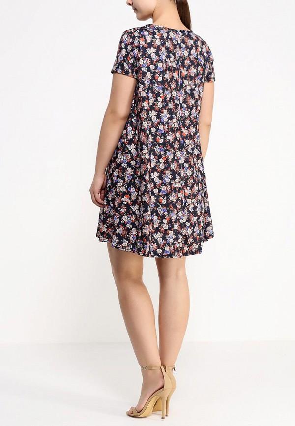 Платье Amplebox Size Plus 13402: изображение 4