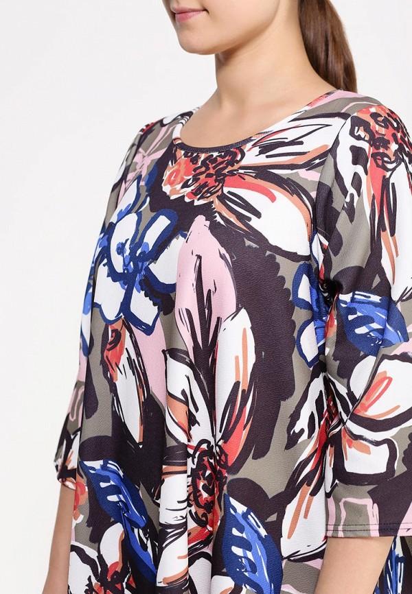 Платье Amplebox Size Plus 13518H: изображение 2