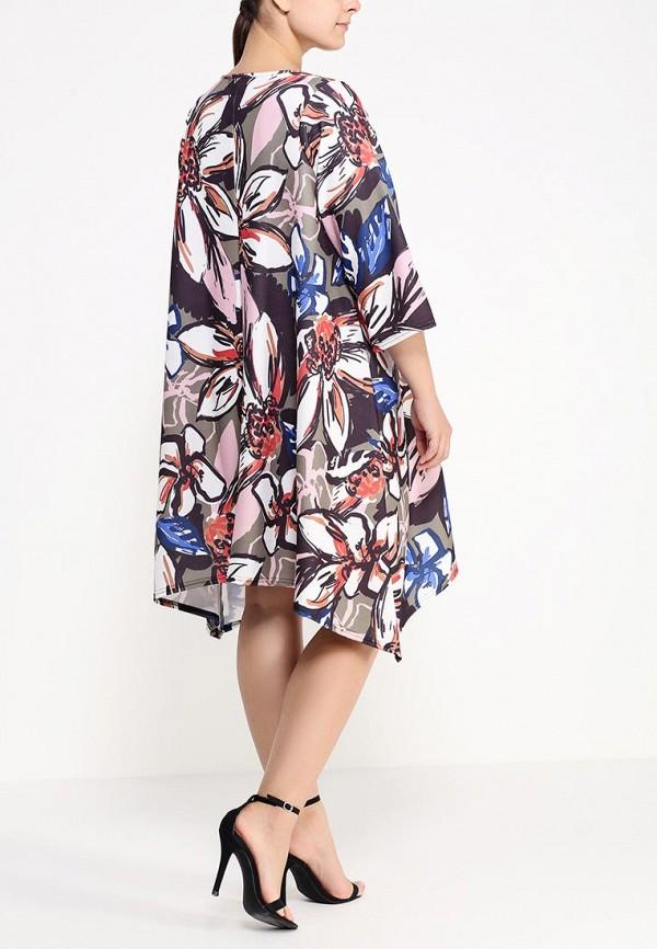 Платье Amplebox Size Plus 13518H: изображение 4